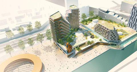 CARTE interactive Collaborative des chantiers en cours à Noisy le Sec