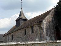 Photographies de l'église Saint-Martin publiées en 2017 sur le site de La Sauvegarde de l'art sacré français, institution qui a contribué à la restauration de l'édifice.