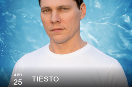 Tiësto date CANCELLED due to coronavirus | Wet Republic | Las Vegas, NV - april 25, 2020 | Grand Opening Weekend