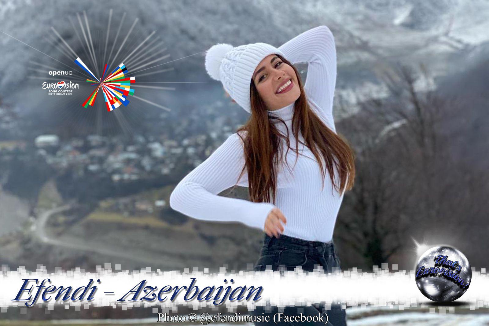Azerbaijan 2021 - Efendi (Mata Hari)