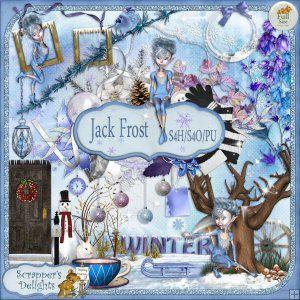 """Kit """"Jack Frost"""""""