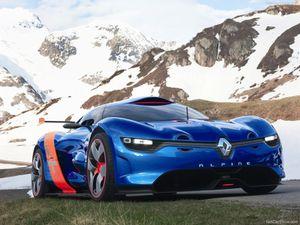Concept-cars: la Renault Alpine est de retour!