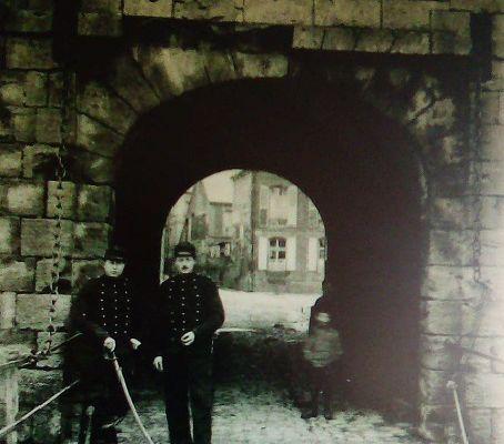 Histoire du  square Albert 1er à Mézières