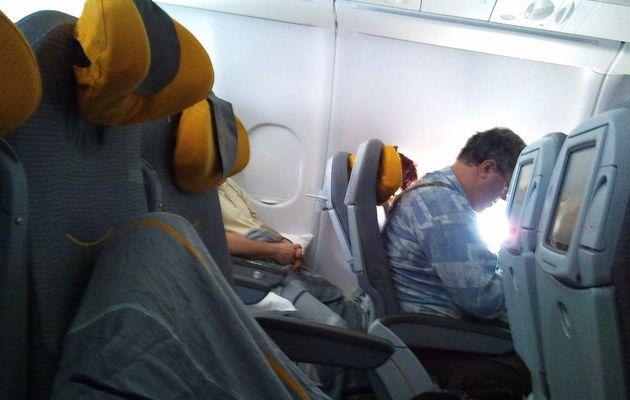 Le guide expert-approuvé pour dormir sur un avion