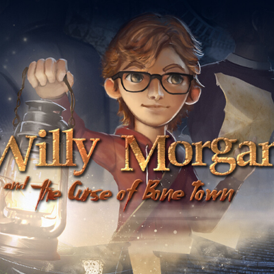 [Test] Willy Morgan and the curse of Bone Town