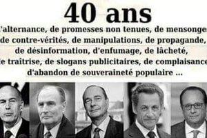 La France est morte en 1981 avec l'arrivée de François Mitterrand - Disons plutôt que ce fut sa mise à mort, car VGE l'avait déjà largement mise à mal, ne l'oublions pas non plus !