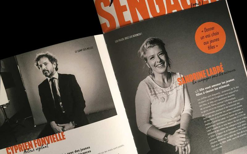 FONDATION EDF // PORTRAITS