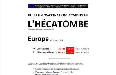 Hécatombe vaccinale