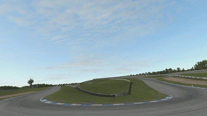 rFactor 2 circuit Atlanta Motorsports Park disponible !