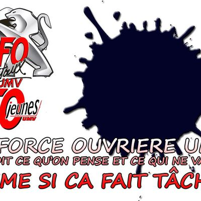 A force ouvriere UMV