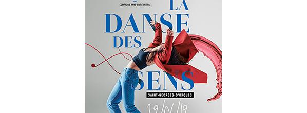 Inédit : la Danse des sens à Saint-Georges-d 'Orques (Hérault) le 29 juin