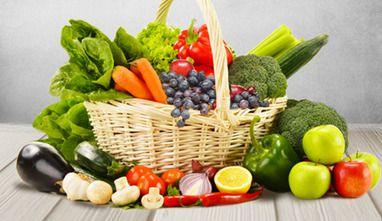 Cuisinez les produits frais