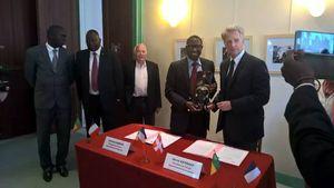 Coopération décentralisée France - Sénégal