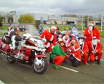 Goldwing Unsersbande - Le noël 2017