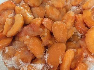 Confiture d'Abricots de Nona