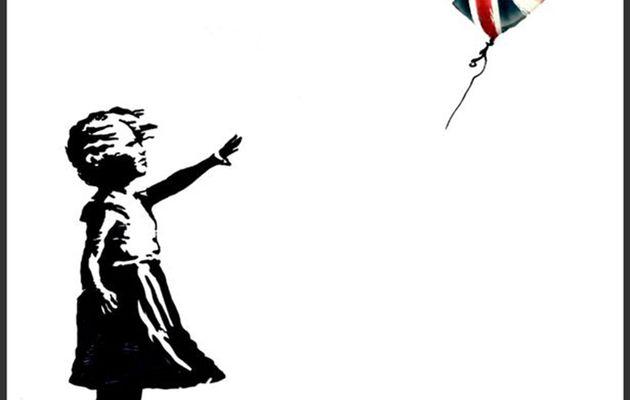 Banksy pour que May perde en juin !
