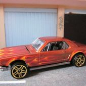 1965 MUSTANG HARDTOP HOT WHEELS 1/64 - car-collector.net