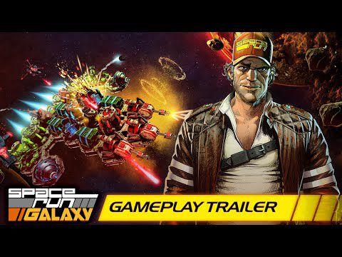 ACTUALITE : #SpaceRunGalaxy et son premier #Gameplay #Trailer