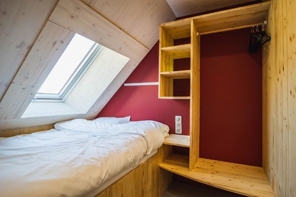 chambre hostel Skylodge by N'PY,