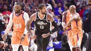 Paul George porte les Clippers dans le match 3 face aux Suns (1-2)
