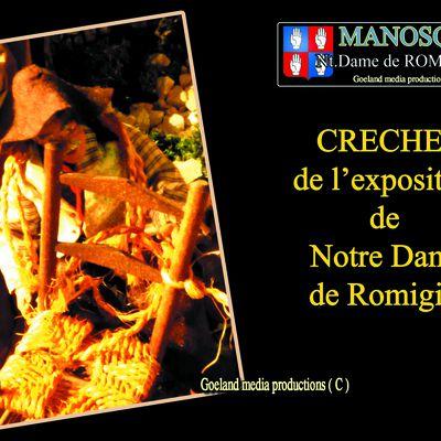 Eglise NOTRE DAME DE ROMIGIER - Manosque ( Alpes de Haute Provence )