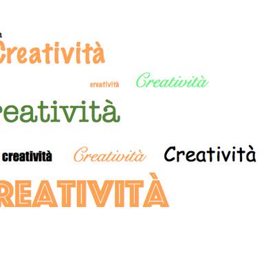 LeParoleSonoImportanti - Creatività