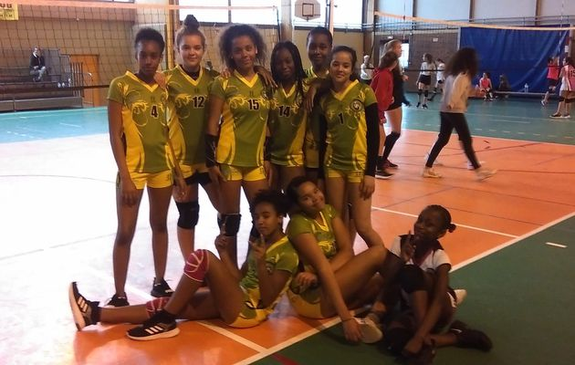 As volley semaine du 4 au 8 novembre 2019