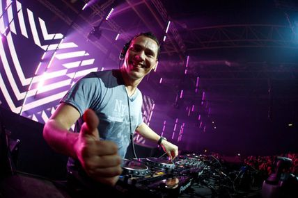 Tiësto photos - Energy the Network / Netherland 03 march 2012