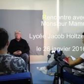 Mohamed Mamri revendique son identité kabyle - Le cafuron