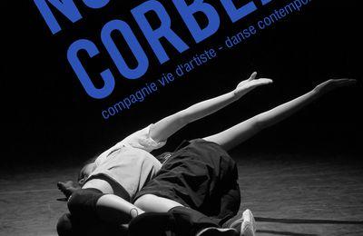Affiche, flyer, spectacle Noir Corbeau