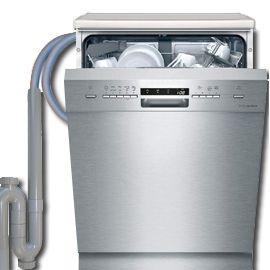 Comment se passe l'installation de la plomberie d'un lave-vaisselle ?