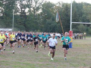 Le dernier évènement sportif  du régiment