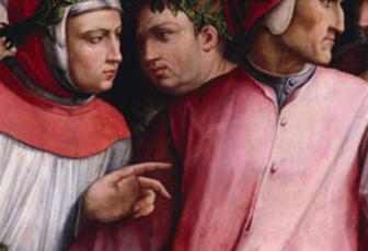 Dante, Petrarca, Boccaccio e la loro ideologia