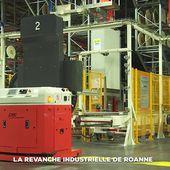 La France des solutions : la revanche industrielle de la ville de Roanne - Le Journal du week-end | TF1