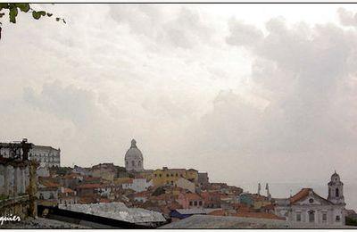 Lisbonne, vues sur la ville