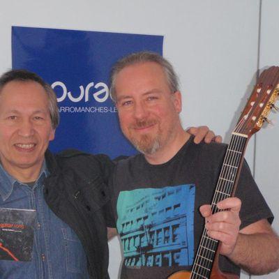La Normandie accueille Moon Guitar Song!