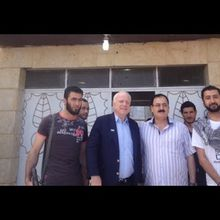 "ISIS : John McCain admits he met ISIS and says ""We know these people intimately"""