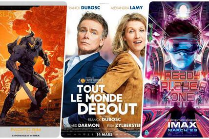 BOX-OFFICE 21-27 MARS : PACIFIC RIM 2 NE DECOLLE PAS