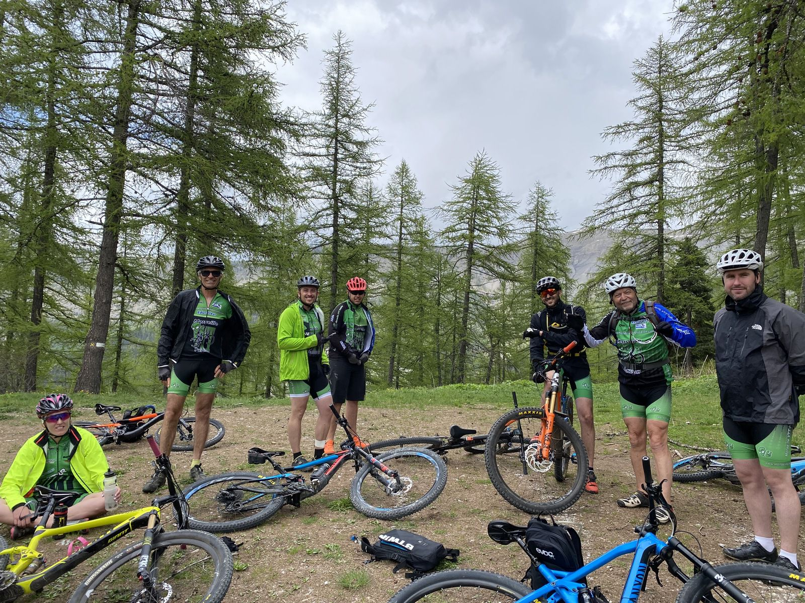 Un super week-end Alpin