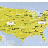Circuit sud : Nouveau-Mexique - Route 66 - Vieux Sud - ROAD TRIP USA