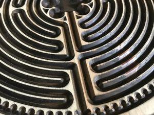 labyrinthe de Chartres... a Omaha ... ou comment utiliser un labyrinthe