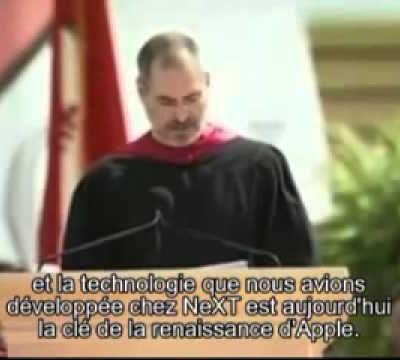 Les 3 histoires de Steve Jobs