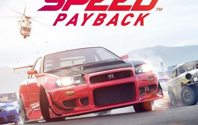 TEST de NEED FOR SPEED PAYBACK (sur XBOX ONE X) : Bis repetita