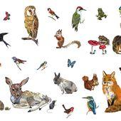 Les animaux - Les écrits d'isa