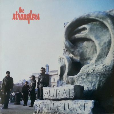 The Stranglers Aural Sculpture (Epic/Columbia, 1984)
