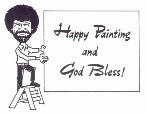 Bob Ross - The Joy of Painting - Evening Seascape - Video.