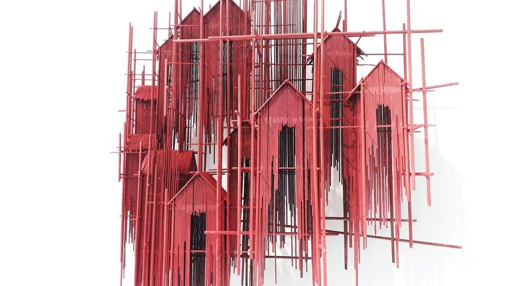 David Moreno à la galerie Danysz
