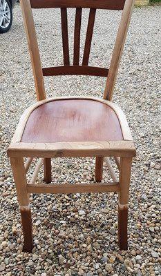Restauration de chaises