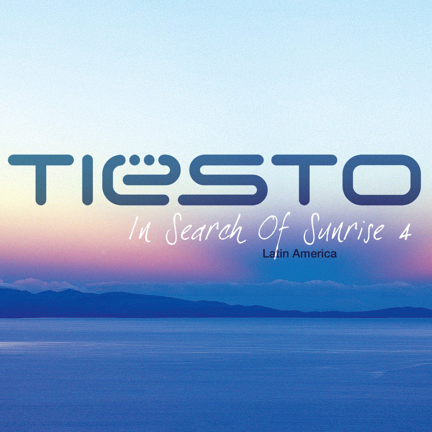 Tiësto compilation: In Search of Sunrise 4 mix, tracklist, album, track, sigle, remix, isos 4