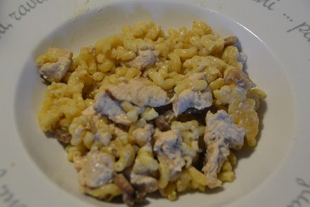 Recette cookeo : coquillettes poulet express